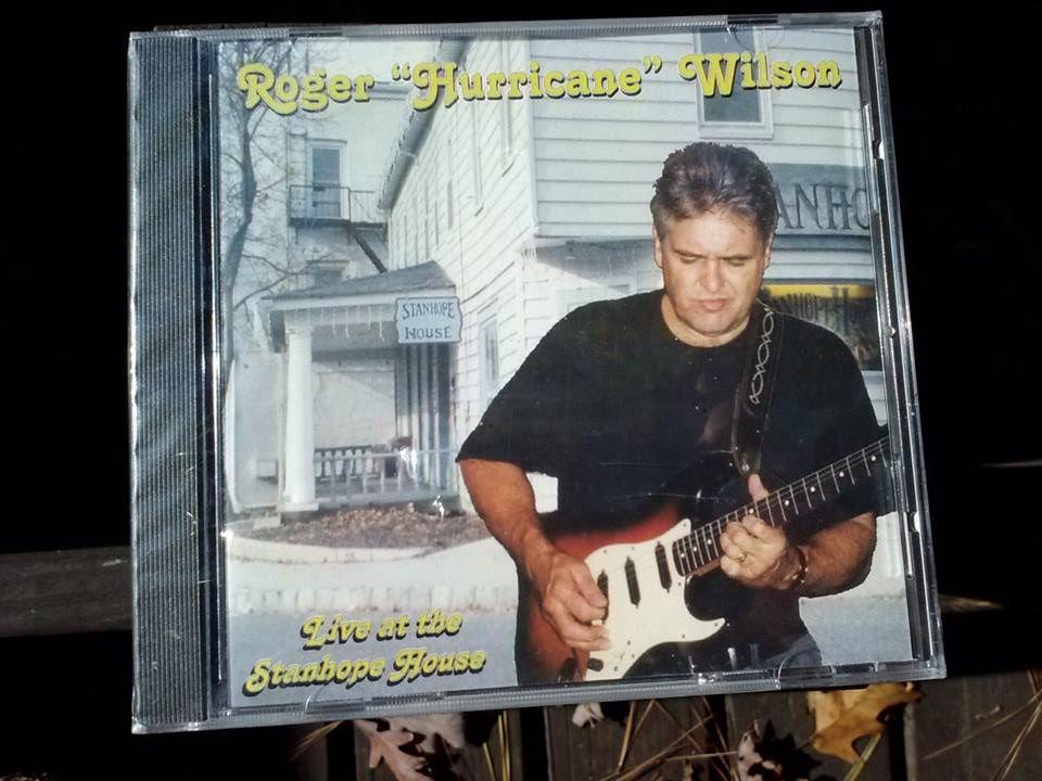 Stanhope CD Cover