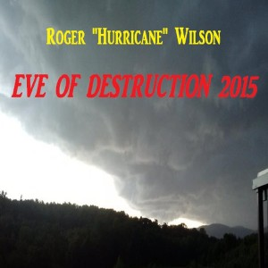 Eve of Destruction 2015 CD Baby Artwork