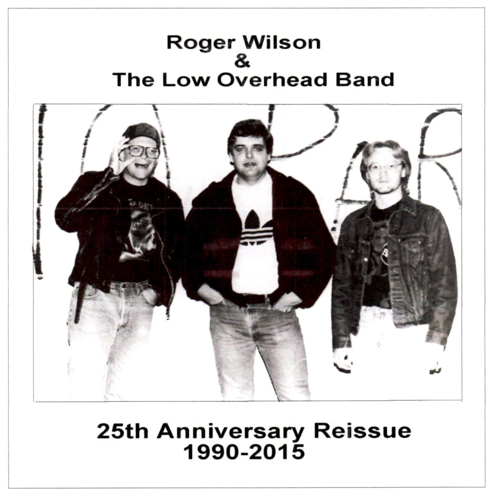 Low Overhead Reissue CD Jewel Card